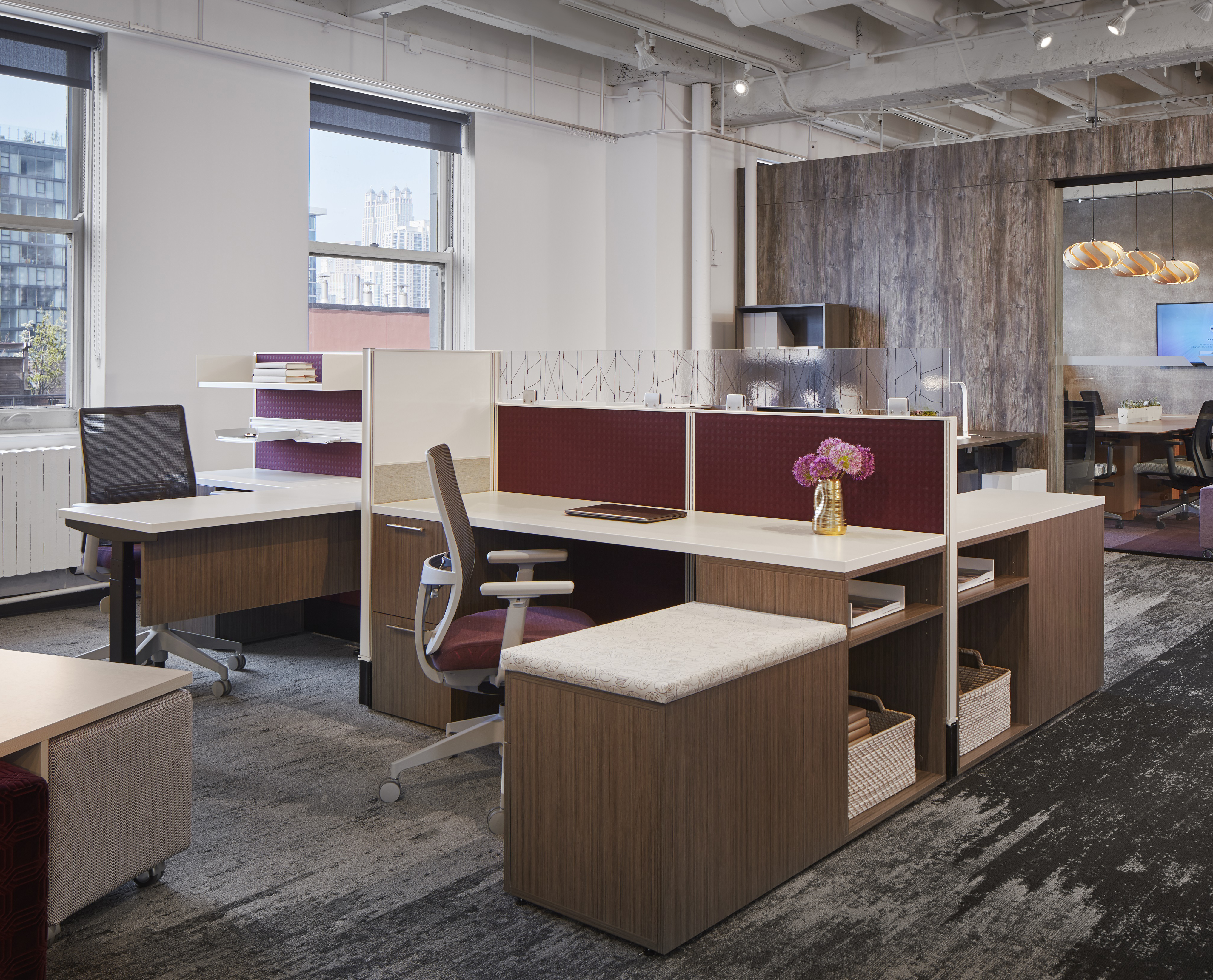 Divi open plan