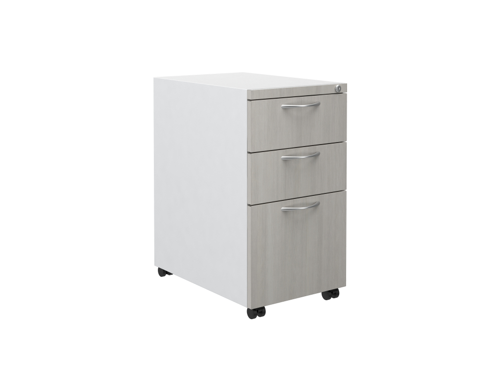 B/B/F Pedestal with laminate fronts