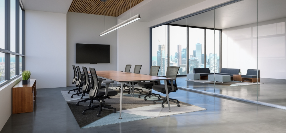 Day-to-Day Conferencing with Upton Seating