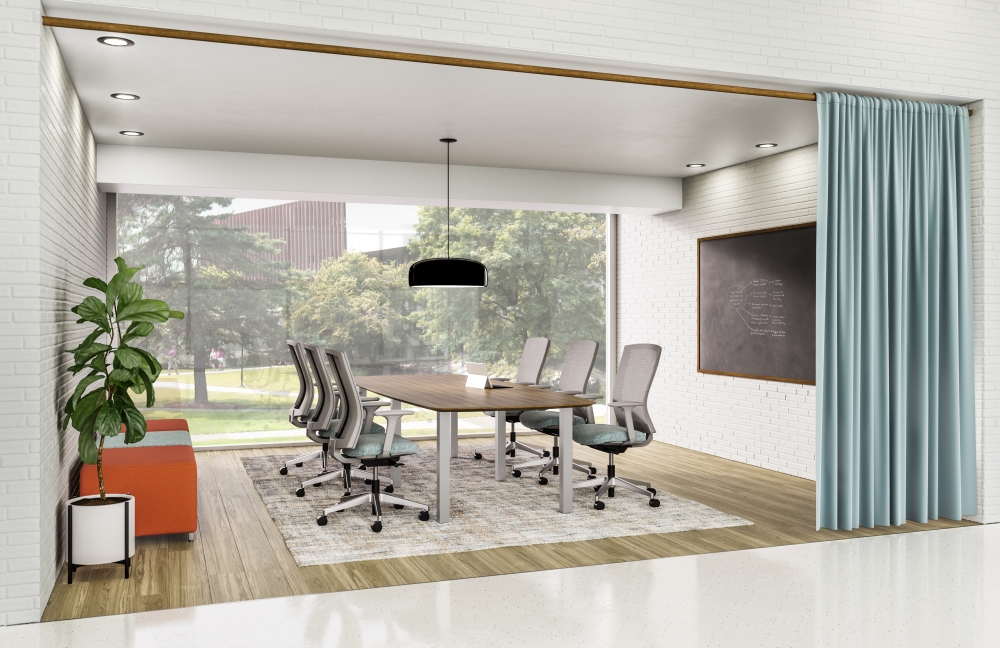 Day-to-Day Conferencing with Natick Seating