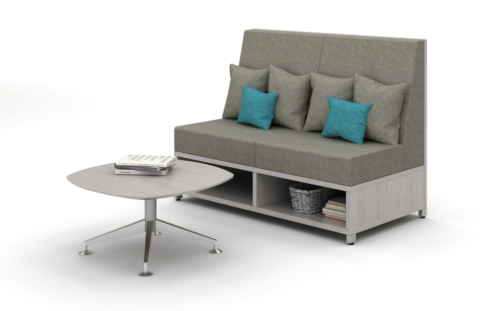 Day-to-Day Occasional Table with LB Lounge