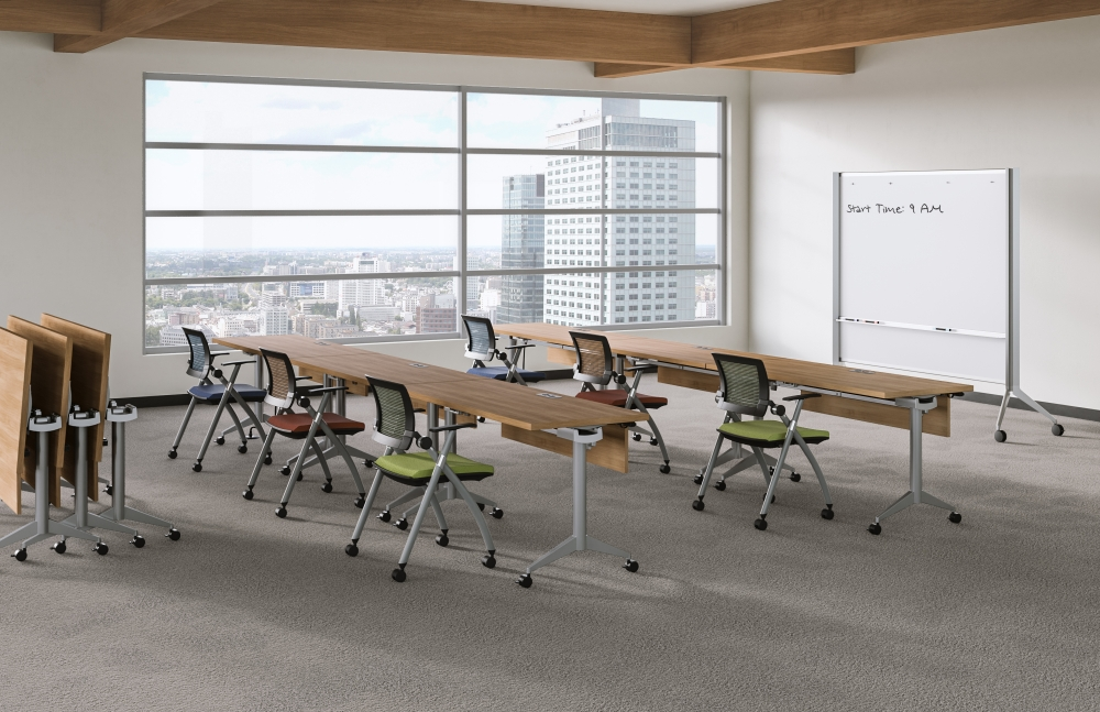 Day-to-Day Training Tables with Natick Seating