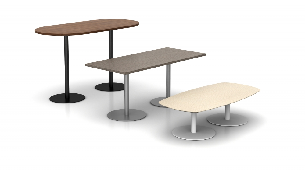Double Disc Tables