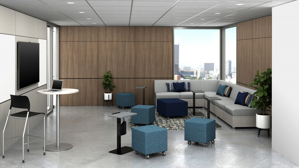 Day-to-Day Occasional Table and Laptop Tables with LB Lounge