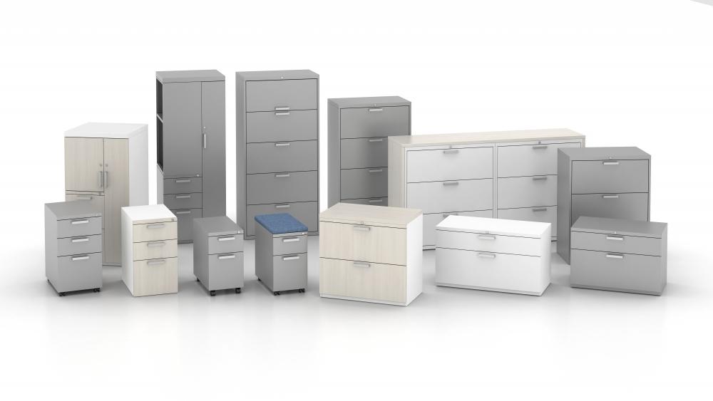 L Series Storage Family