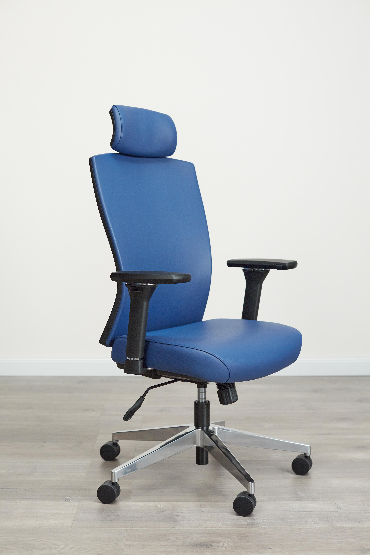 Natick Fully Upholstered Highback with Headrest