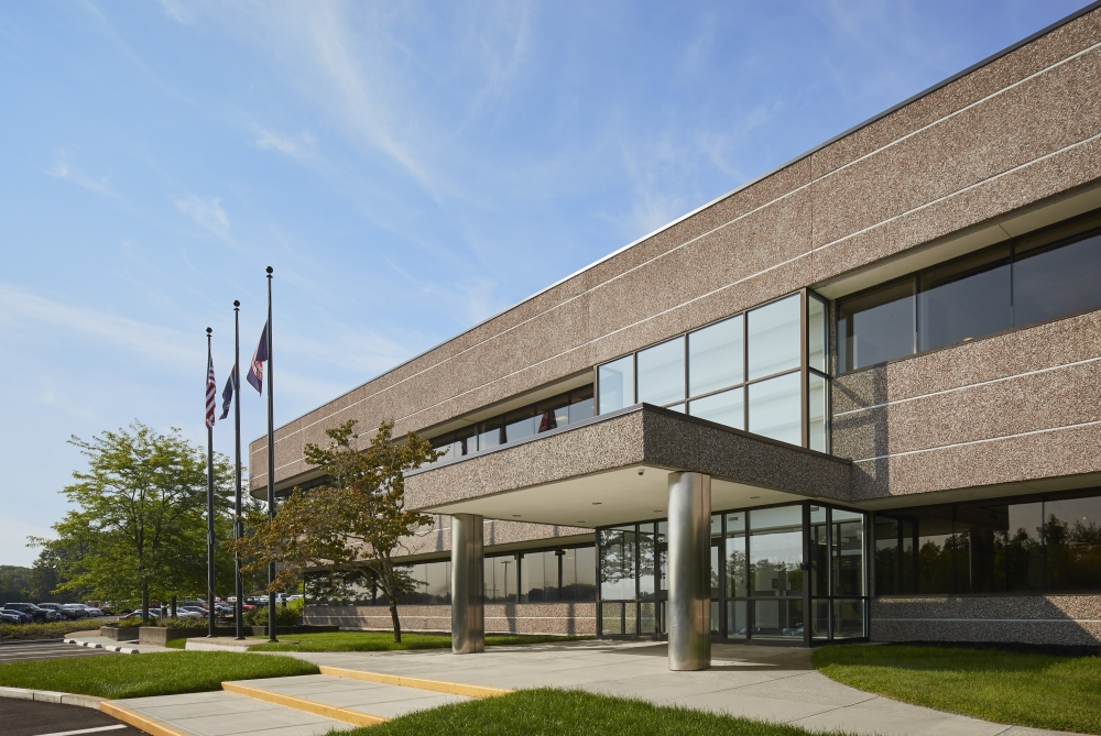 Headquarters Entrance
