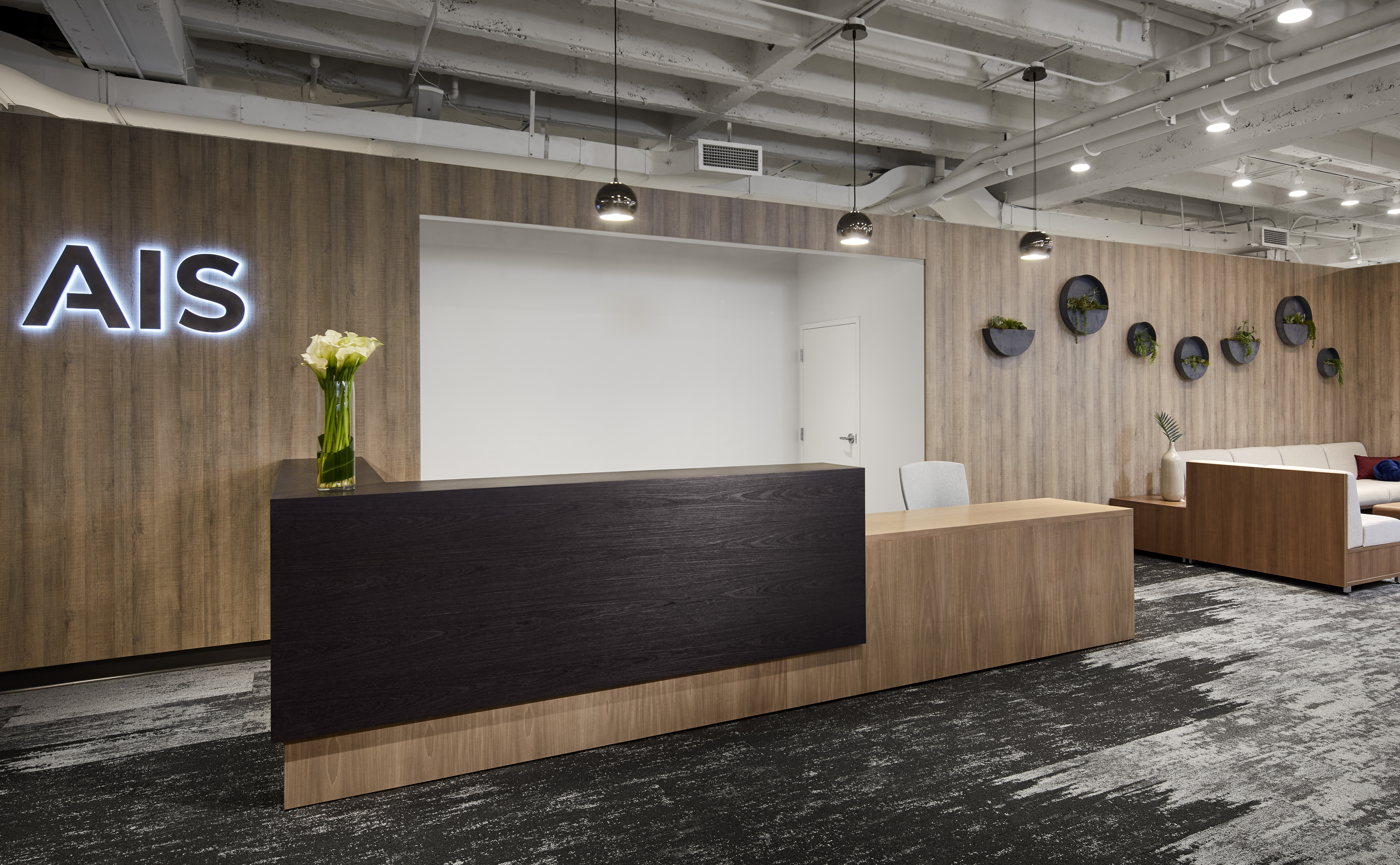 Chicago Showroom Reception
