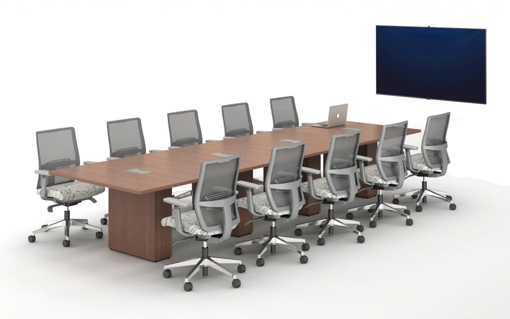 Calibrate Conferencing with Devens Seating