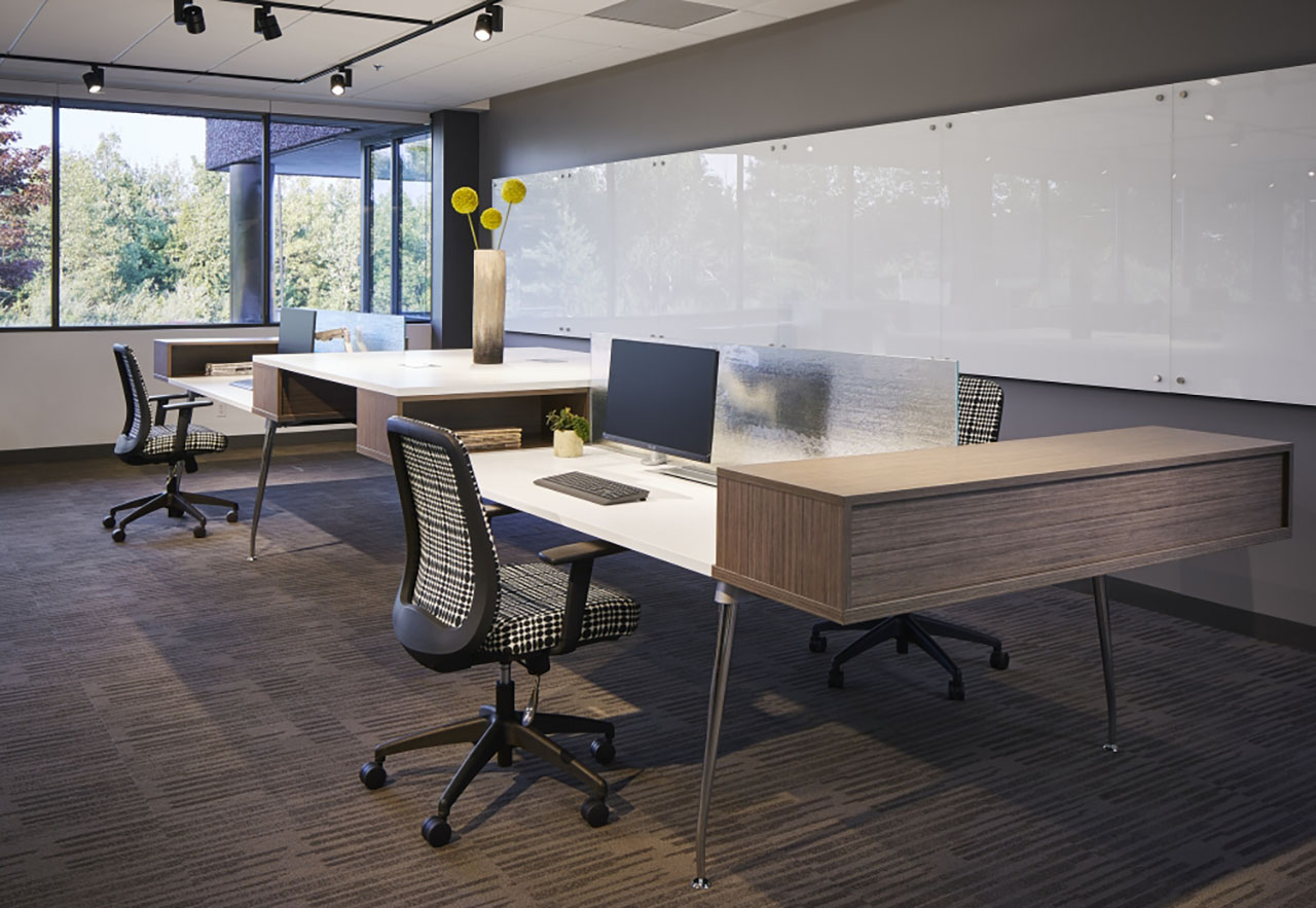 Oxygen with shared collaborative space